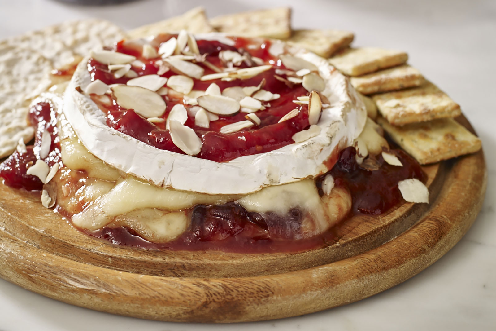 Ultimate Baked Brie