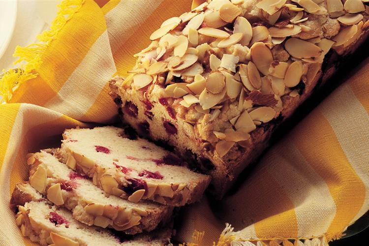 Cranberry Almond Bread