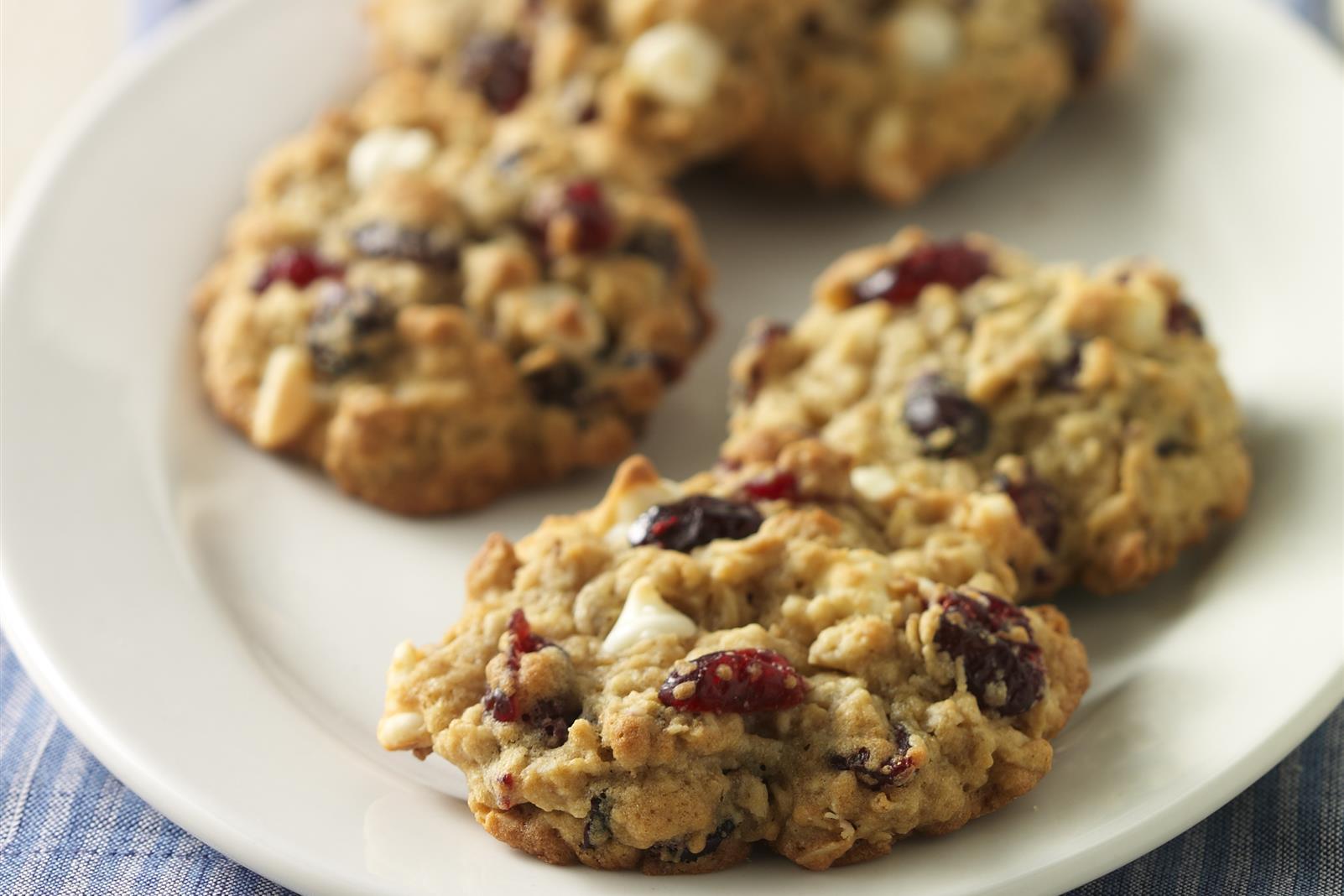 Star Spangled Chunky Chip Cookies